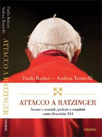 Attack on Ratzinger (book)